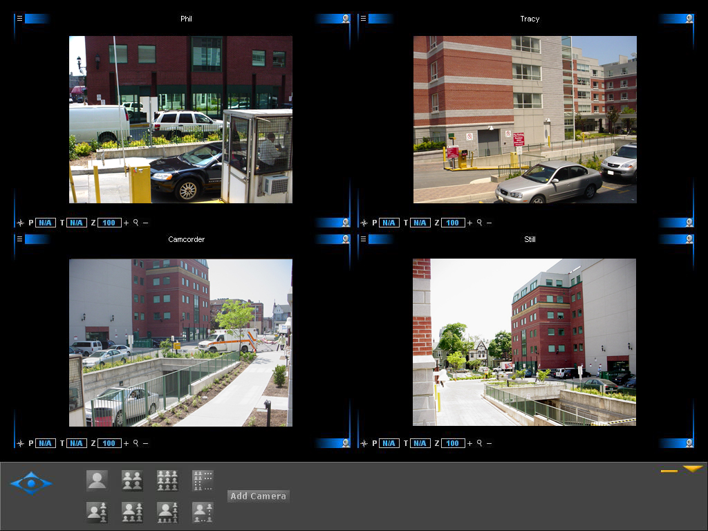 View live webcams live streaming video with remote for Camera streaming live